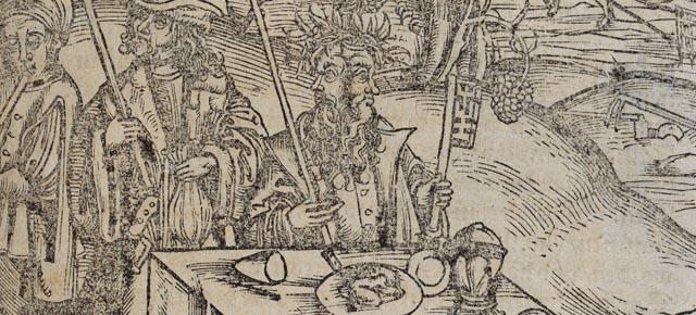 Janus und die Besiedelung Italiens